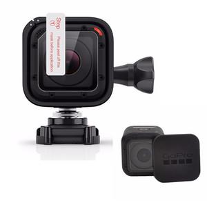 Freeshipping conjunto de acessórios caixa estanque herói selfie Vara Para GoPro 5 Sessão 4