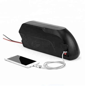 Free AU EU US Electric ebike bottle battery with USB 36V 16AH batteries for 250W 350W 500W 8fun motor+BMS+Charger
