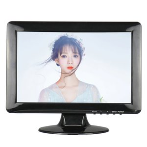 16:10 screen ratio 12.1 inch wide resistive touch screen monitor with resolution 1280*800 AV BNC VGA HDMI USB interface For CCTV