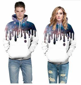 Moda Streetwear Hoody Casual Clothing Impreso 3d Sudadera con capucha Parejas Pullover Unisex Love Matching Men Women Tops