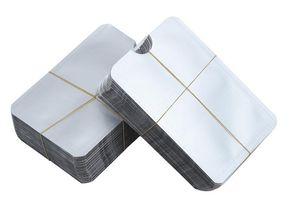 2000PCS Card Case Pouch Protezione RFID Antifurto Custodia di sicurezza Titolare Portafoglio Organizzatore da viaggio Spedizione DHL SN1228