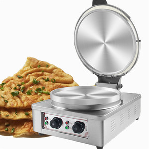 Qihang top Pancake Maker Machine Table type double face chauffage automatique machine à crêpes cuisson pan machine à gâteau