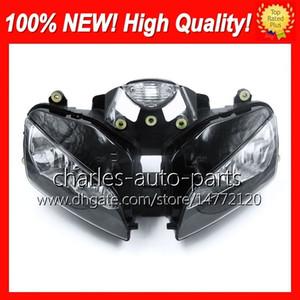Suporte dianteiro do farol da motocicleta para HONDA CBR600RR 03 04 05 06 CBR600 RR CBR 600 RR 2003 2004 2005 2006 Head Light Nariz Lamp Headlamp