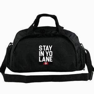 Bleiben Sie in Ihrer Sporttasche BBB Lonzo Balltasche Basketballrucksack Sportgepäck Sport-Umhängetasche Outdoor-Tragetasche