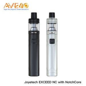 Original Joyetech EXCEED NC con NotchCore Kit construido en 2300mAh 2.5ml Capacidad NotchCoil VS eGo Aio