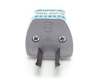 Multi Plug Adapter Australian Rules Australia Standard Adapter Multi-funzionale Plugs Australia Travel Adapter Cambio Cavo di alimentazione 40 PZ