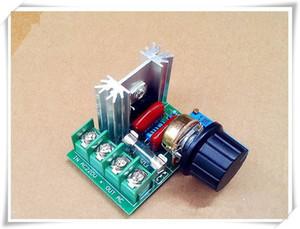 2000W High-Power Einstellbare Dimming Dimmer elektronische Spannungsregler für Lampen, Geschwindigkeit, Spannung, Temperaturregelung, Version A