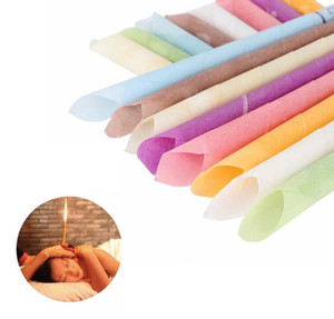 High quality Aromatherapy Indian Theraphy Ear Candle Health Care Beauty Product Trumpet Cone Ear candles 1000pcs Wholesale