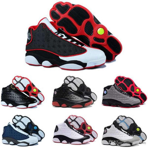[With Box] Wholesale Online sale 2016 Cheap New 13 XIII Mens basketball shoes Running Shoes for men Sports sneakers training run shoe