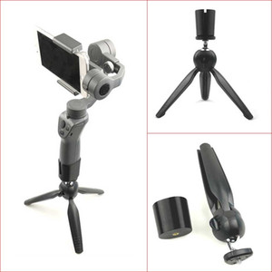 Mini Lightweight Portable Stand Tripé Grip Stabilizer para DJI OSMO Mobile 1/2 Handheld Gimbal