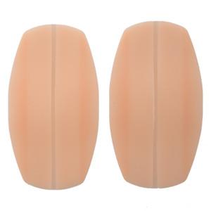 Komfort Silikon-BH-Träger-Pads / Komfort-Bügel-BH-Schulter-Kissen Halten Nude