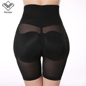 Wechery Control Pants Lifter Butt Hip Up Culotte de Contrôle Rembourrée Levant Femmes Body Shaper Butt Enchancer Minceur Shaperwear