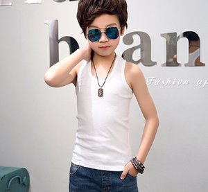 Boys and Girls' Fashion Tank Tops 100% Cotton,tank tops for teenagers