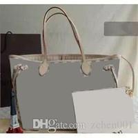 alta qualidade Rosa sugao 4 cores treliça 2 pcs set Tote bolsa Lashes designer bolsas tote bag corpo cruz saco mulheres Totes bolsa de ombro
