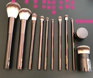 Ampulheta No.1 2 3 4 5 7 8 10 11 Pó Blush Sombra Blending Smudge FINISHING Delineador BRUSH - Beleza Maquiagem Brushes Tool Applicatior