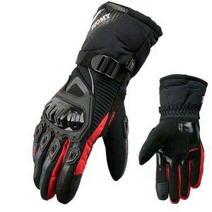 Suomy inverno quente motocicleta luvas 100% à prova d 'água guantes à prova de vento luvas de moto tela de toque luva motociclista luvas de moto