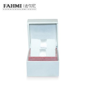 FAHMI Original Charm Bracelet Ring Box Jewelry Protective Box Exquisite Simple Gift Jewelry Box Factory Direct