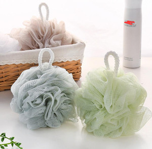 1PCS Environmental Soft Bath Ball Rich Bubbles