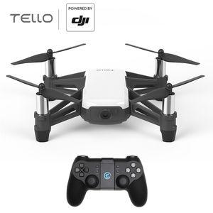 Toptan GameSir T1d Denetleyici DJI mini Drone RC Quadcopter Ile Tello 720 P Kamera FPV Drone Ile uçan stunts Gerçekleştirin