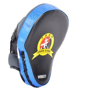 Spor Koruyucu Gear Mücadele Eldivenleri Karate Muay Kick Muay Thai El Pedleri Hedef MMA Odak Darbe Yastığı Boks Eğitim Eldiven Malzemeleri