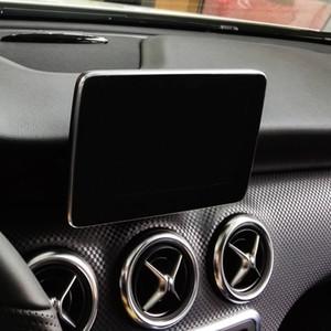 لوحة حماية الشاشة الداخلية للسيارات لوحة الزخرفية لمرسيدس بنز GLA CLA 200 A B Class 180 200 2014-16