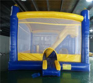 Umweltschutzmaterial gute Qualität aufblasbare Bounding Table Jumper Bouncer Bounce House mit Rutsche
