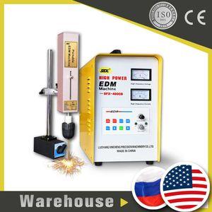 Machine de marquage / Perceuse / Portable Edm machine / Tap brisé Solvant machine à érosion métal désintégrateur étincelle électrique