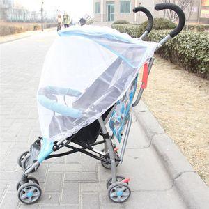 Delicado Bonito Carrinho De Bebê Carrinho de Bebé Mosquito Inseto Líquido Seguro Crianças Proteção Malha Carrinho De Criança Acessórios Mosquiteiro