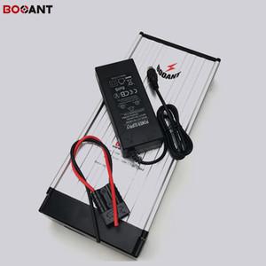 E-Bike Batterie 60V 24Ah 1500W Elektroroller Lithium Batterie 60V + 2A Ladegerät 30A BMS 60V Lithium Batterie Freies Verschiffen