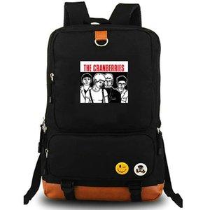 Linger Rucksack The Cranberries-Daypack Zombie-Rockband-Schultasche Laptop-Rucksack Canvas-Schultasche Outdoor-Tagesrucksack