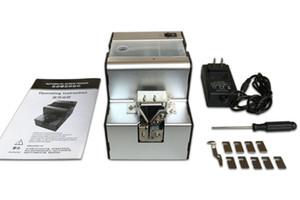 Parafuso Alimentador Automático Parafuso Transportador 1.0-5.0 MM Ajustável Máquina de Arranjo Parafuso de Pista dhl Frete Grátis