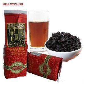 Preferenza 250g cinese organico di Oolong del tè di olio Cut nero Tieguanyin Nero Oolong Tè verde Salute New tè Spring Green Food