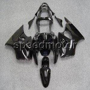23 renkler + Hediyeler için Enjeksiyon kalıp siyah motosiklet kukuletası Fairing Kawasaki ZX6R 2000-2002 ZX 6R 00 01 02 ZX-6R ABS plastik