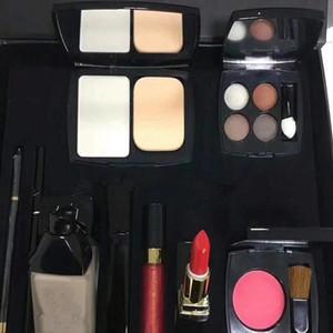 DHL-freies Qualitäts-neues Kosmetik-Abdeckstift-Augenbrauenstift-Erröten-Lippenstift-Eyeliner-Bleistift-Qualitäts-Make-upinstallationssatz-großes Kasten-Set