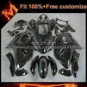 23 colori + regali Calotta moto stampo ad iniezione nera per Suzuki GSX-R1300 2008-2016 GSXR1300 08 16 Carenatura moto