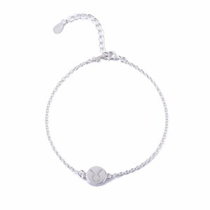 yiustar Silver Taurus Bracelets Signs 12 Zodiac Constellation Women Charm Bracelet for Women Wedding Gift B061