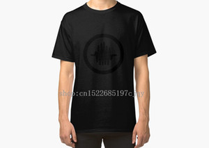 2018 New Fashion Sound Herren Kurzarm Baumwolle T-Shirt O-Neck-T-Shirt