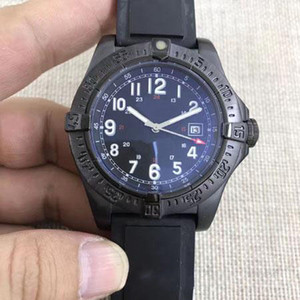 2018 New product Automatic Movement 1884 Pulseira de borracha SUPERQUARTZ Safira espelho de cristal o novo colt sky racer data relógio dos homens