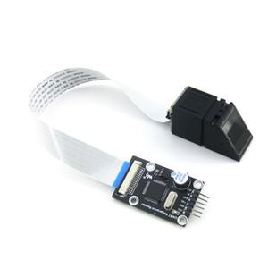 Módulo de Identificação de Impressão Digital de Impressão Digital Aquisição Desenvolvimento MCU Porta Serial STM32F205