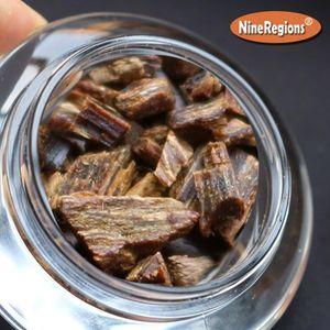 1g 최고 품질의 정통 자연 야생 베트남 나트랑 흰색 Kynam 칩 향 카라 oudh 강한 지속 아로마 QiNan 분말