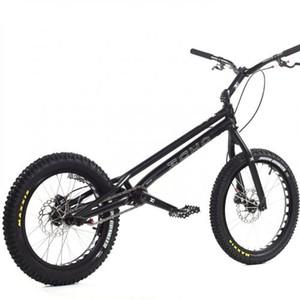 "ECHO MARK VI PLUS 20 ""완전한 시험용 자전거 알루미늄 합금 프레임 유압 디스크 브레이크 KOXX Hashtagg Try-All ZHI NEON MONTY 시험용 자전거"