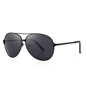 2018Brand Polarized Aviation Sonnenbrillen für Männer, Frauen, Männer, Driving Brillen Reflektierende Beschichtung Brillen Oculos gafas de sol mit Box und Fällen