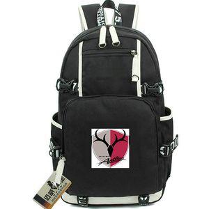 Zaino di tela Kashima Antlers day pack Nice Football club school bag Calcio packsack Zaino per laptop Sport schoolbag Out door daypack