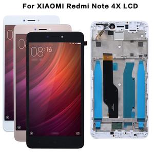 لشاشة العرض Xiaomi Redmi Note 4X LCD لشاشة Redmi Note 4X Assembly OnlyLCD + شاشة تعمل باللمس