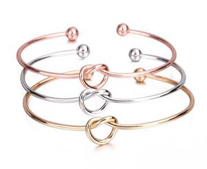Avrupa ve Amerika Birleşik Devletleri takı basit rüzgar bilezik kadınlar için kişiselleştirilmiş düğüm bileklik bileklik bileklik bileklik ucuz toptan
