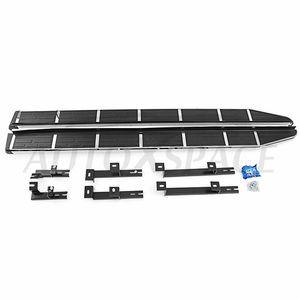 Degrau em Alumínio da placa lateral Nerf bar Fit para VW Volkswagen Teramont Atlas 2018
