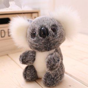12 cm 18 cm Koala En Peluche Jouets Kawaii Koala Ours Poupée En Peluche Aventure Douce Koala Jouet D'anniversaire Cadeau pour Enfants Enfants Petite Amie LA046