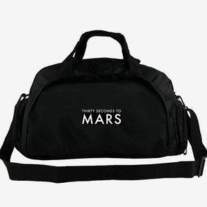 30 secondi per Mars marsupio 30STM tote Rock band zaino Music bag Sport shoulder borsone Outdoor sling pack