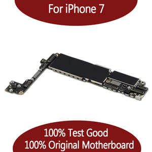 Para el iPhone 7 32GB 128GB Motherboard sin Touch ID, Original Logic Board Desbloqueado Envío Gratis