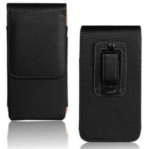 Custodia a conchiglia universale in pelle PU Supporto per Custodia a conchiglia per Sony Xperia XA2 Ultra / XA1 Ultra / XA Ultra